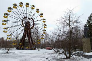 3 la grande roue de Pripiat  crédit Maxim Donduyk