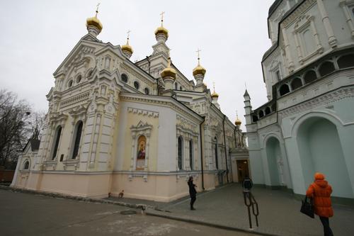 Eglise de Kharkiv