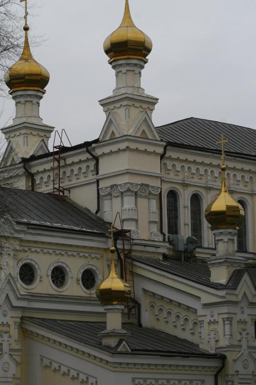 Coupoles de Kharkiv